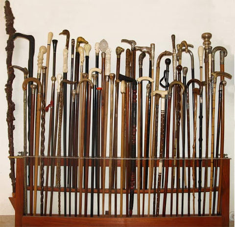 walking cane collection