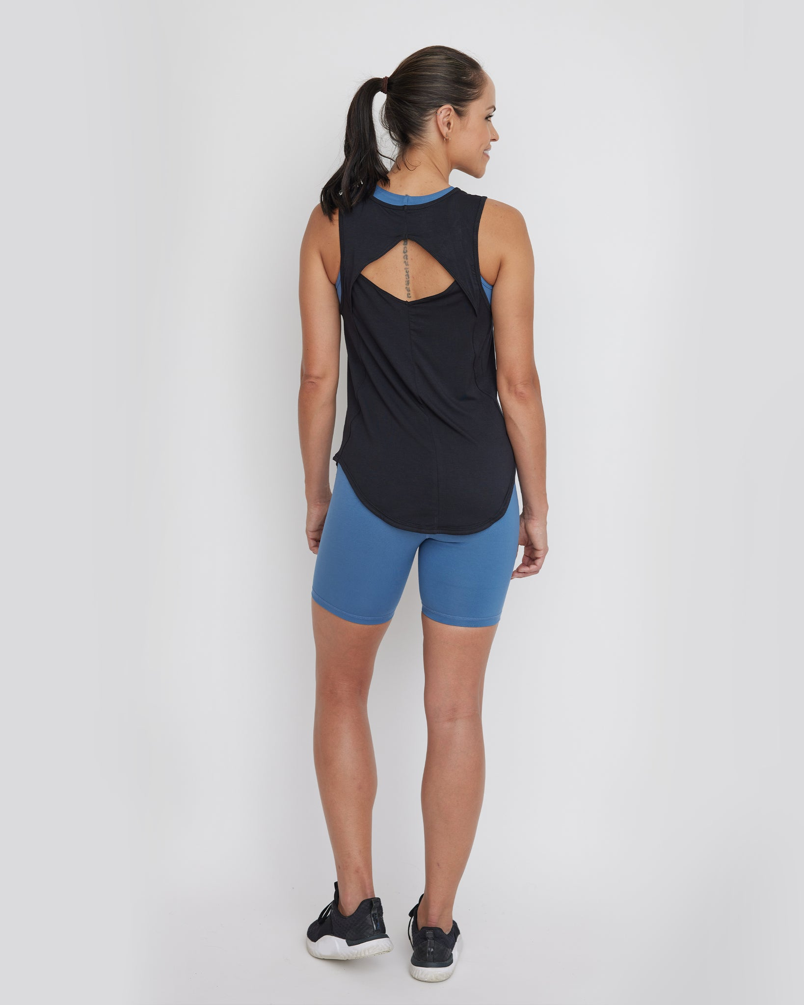 Flow Top | Black | Women