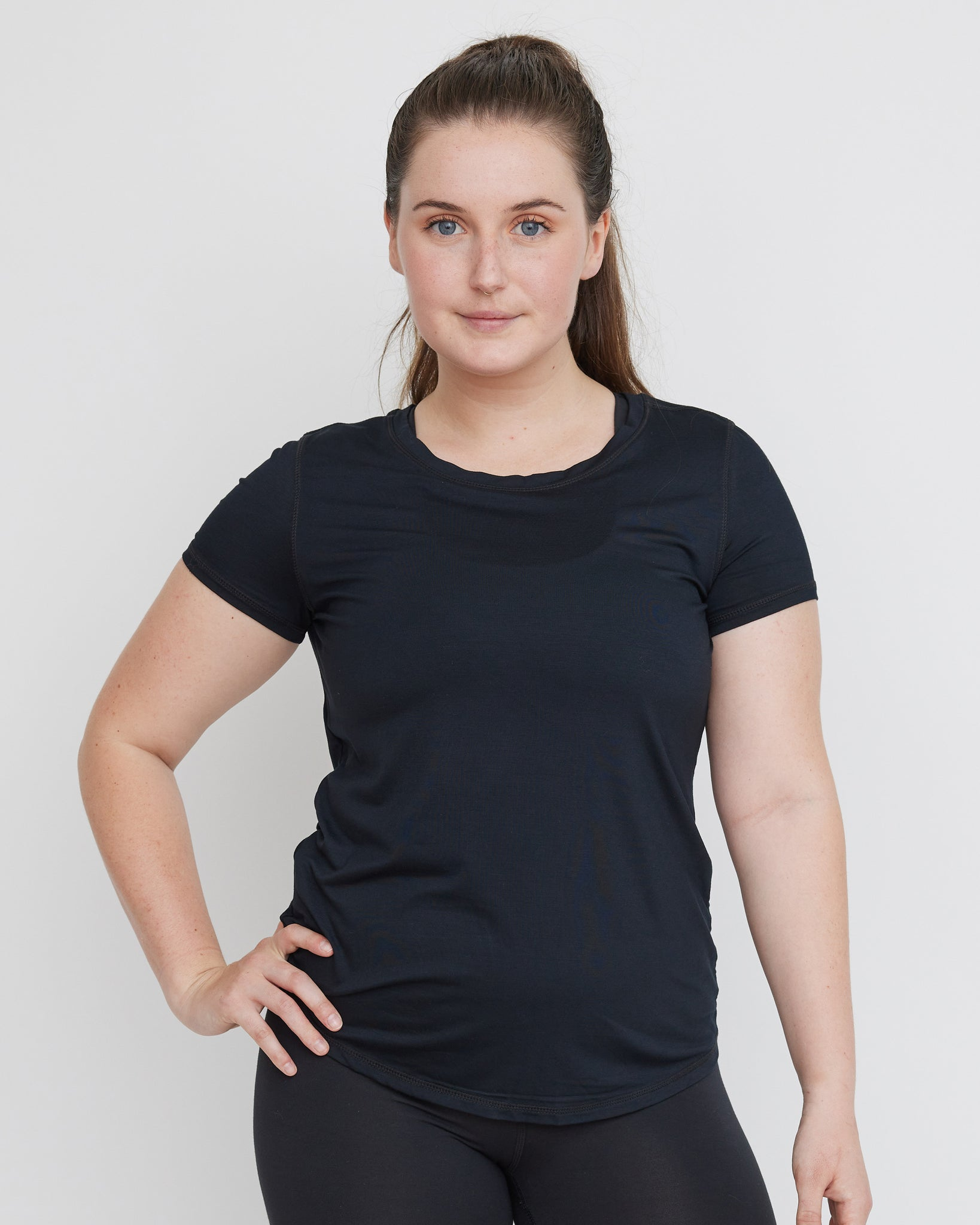 Freedom T-Shirt | Black | Women