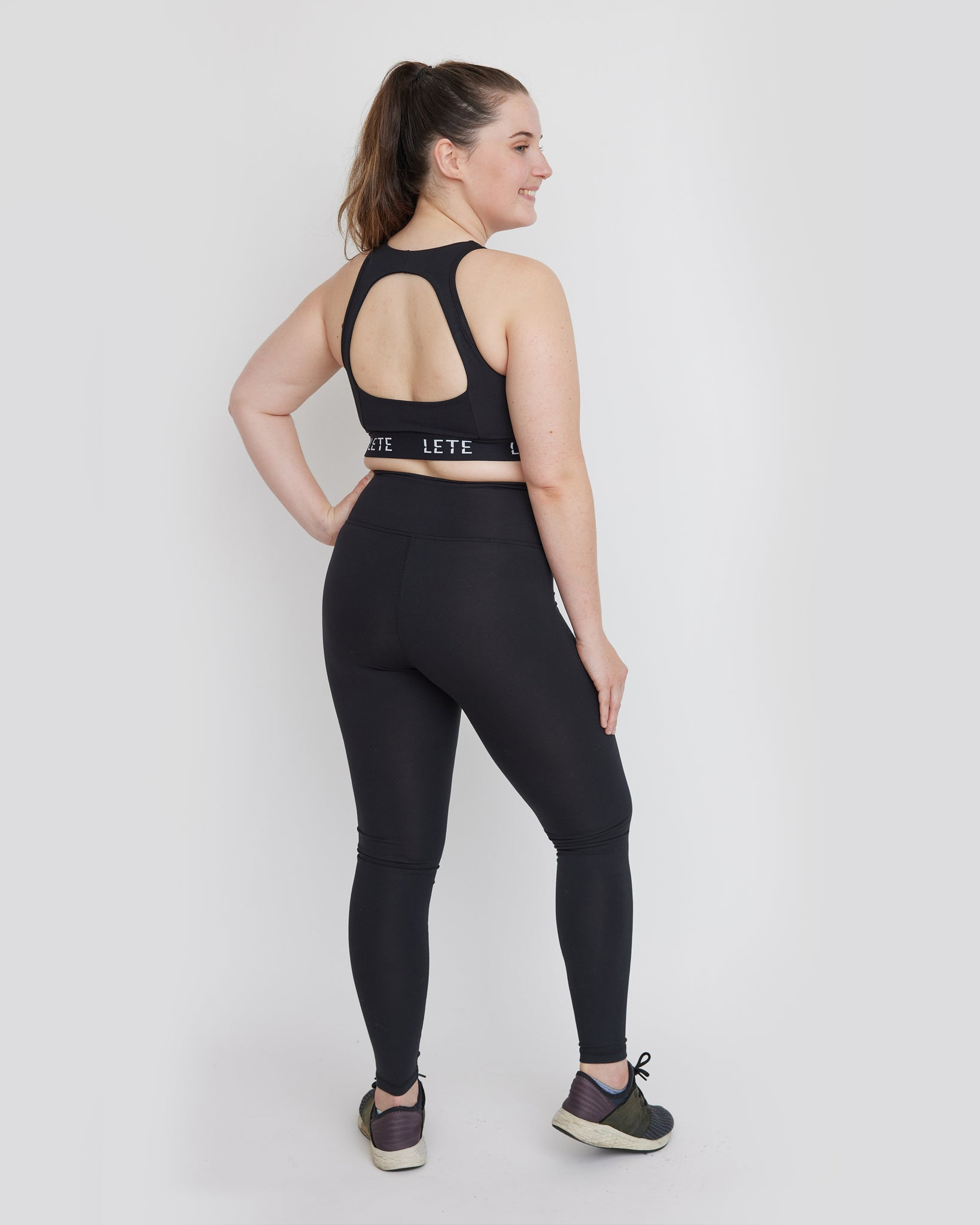 Motion Tights | Black | Women