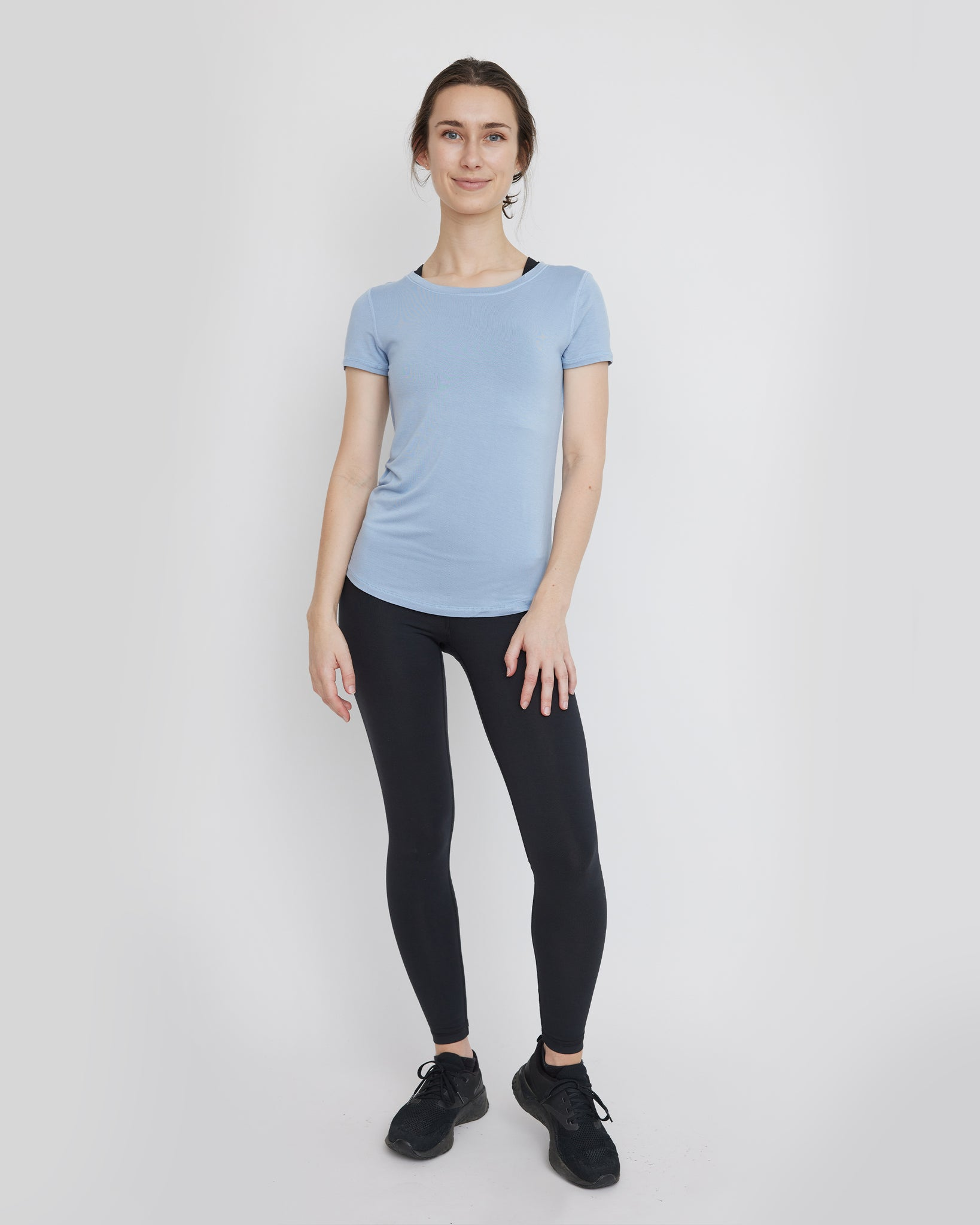 Freedom T-Shirt | Morning Blue | Women