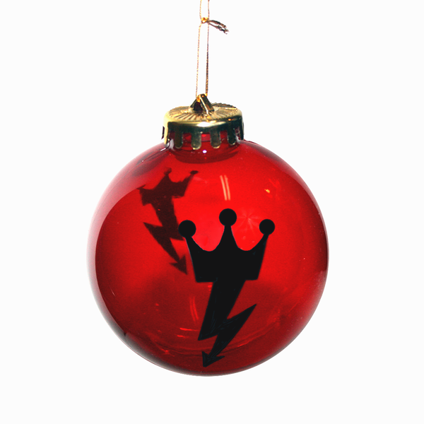 Crown Holiday Ornament