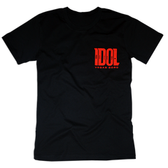 Black and Red 2020 Vegas Tee