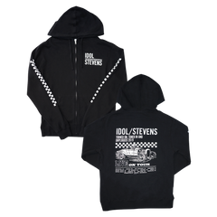 Idol/Stevens Hot Rod Tour Hoodie