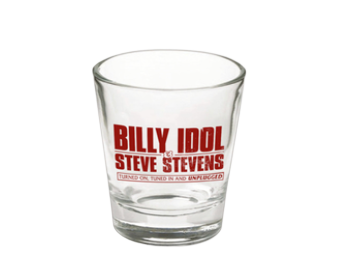Idol Stevens Shot Glass