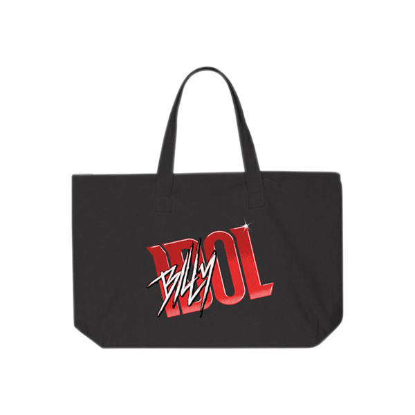 Shiny XL Tote Bag