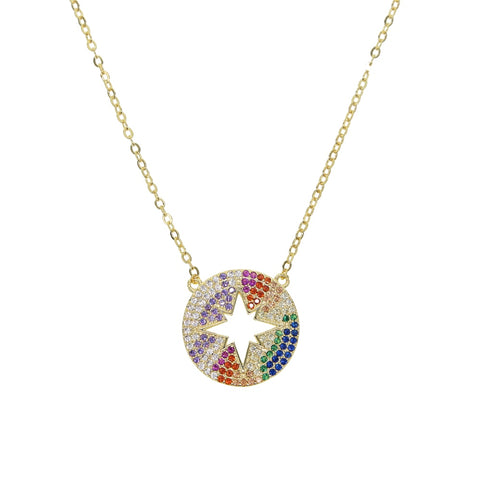 SUPER NOVA NECKLACE