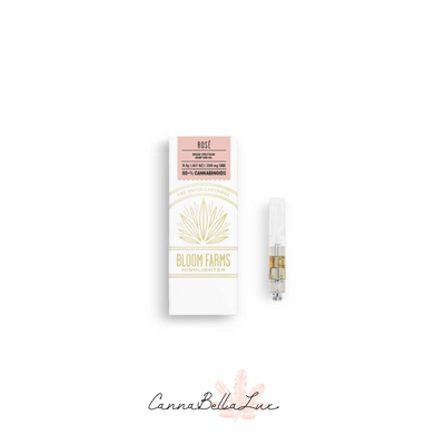 Bloom Farms 0.5 G Rosé Vapor Cartridge