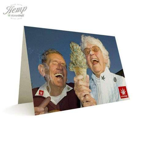 Let's Grow Old Together Hemp Card
