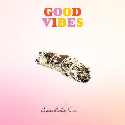 Good Vibes Sage Stick- Yerba Santa