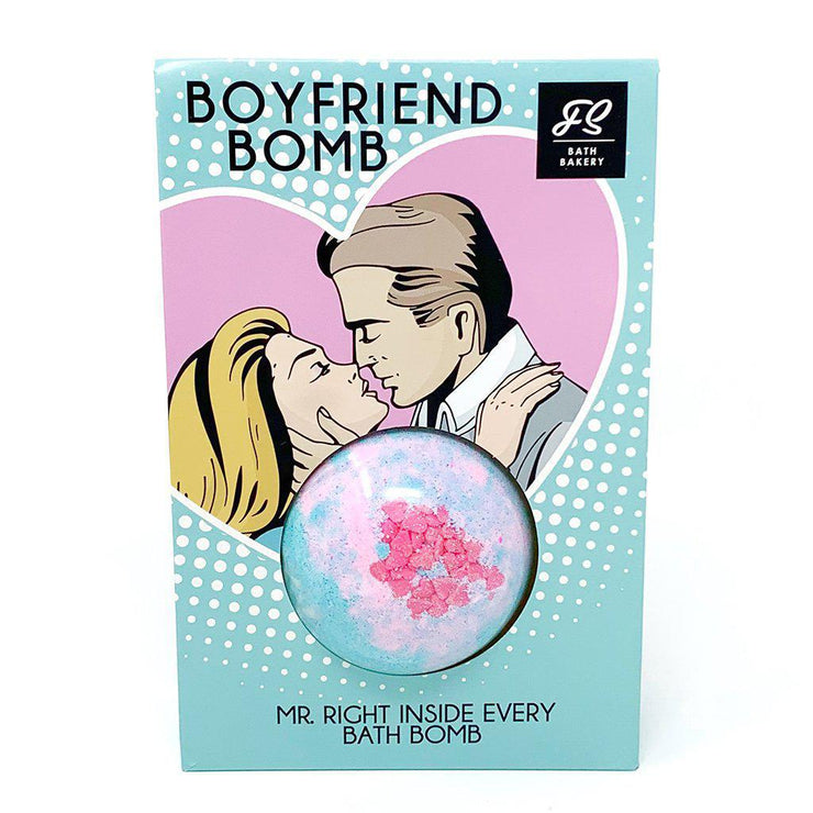 Boyfriend Bath Bomb Bag