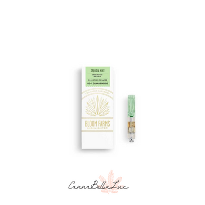 Bloom Farms 0.5 G Sequoia Mint Vapor Cartridge