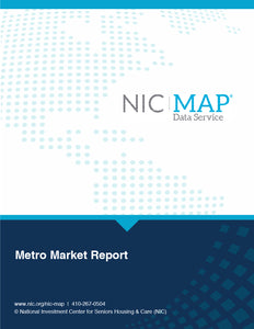 1Q19 NIC MAP Metro Market Report: Primary & Secondary Markets