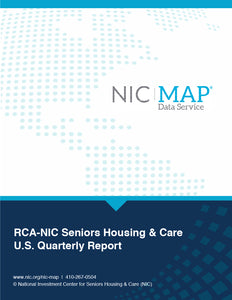 3Q18 RCA-NIC Seniors Housing & Care U.S. Quarterly Report