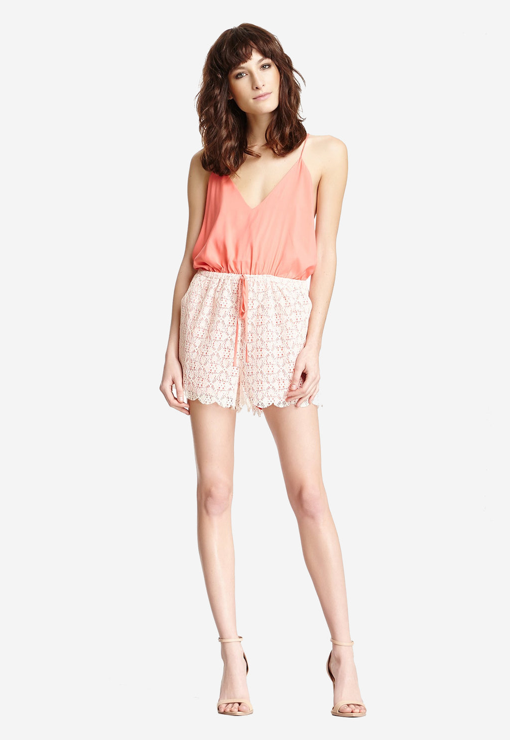 Malay Lace Romper