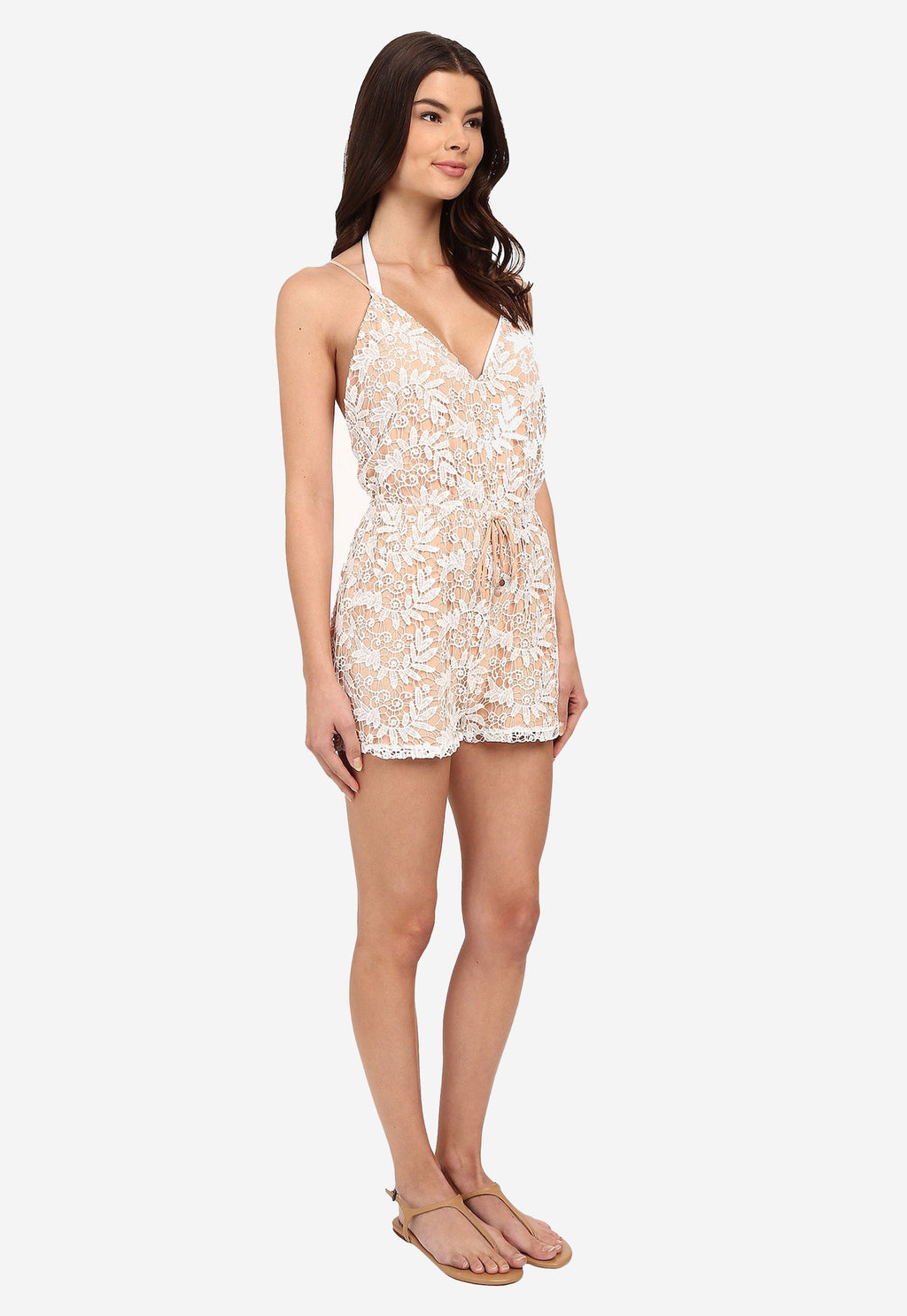 Weekend Lace Romper