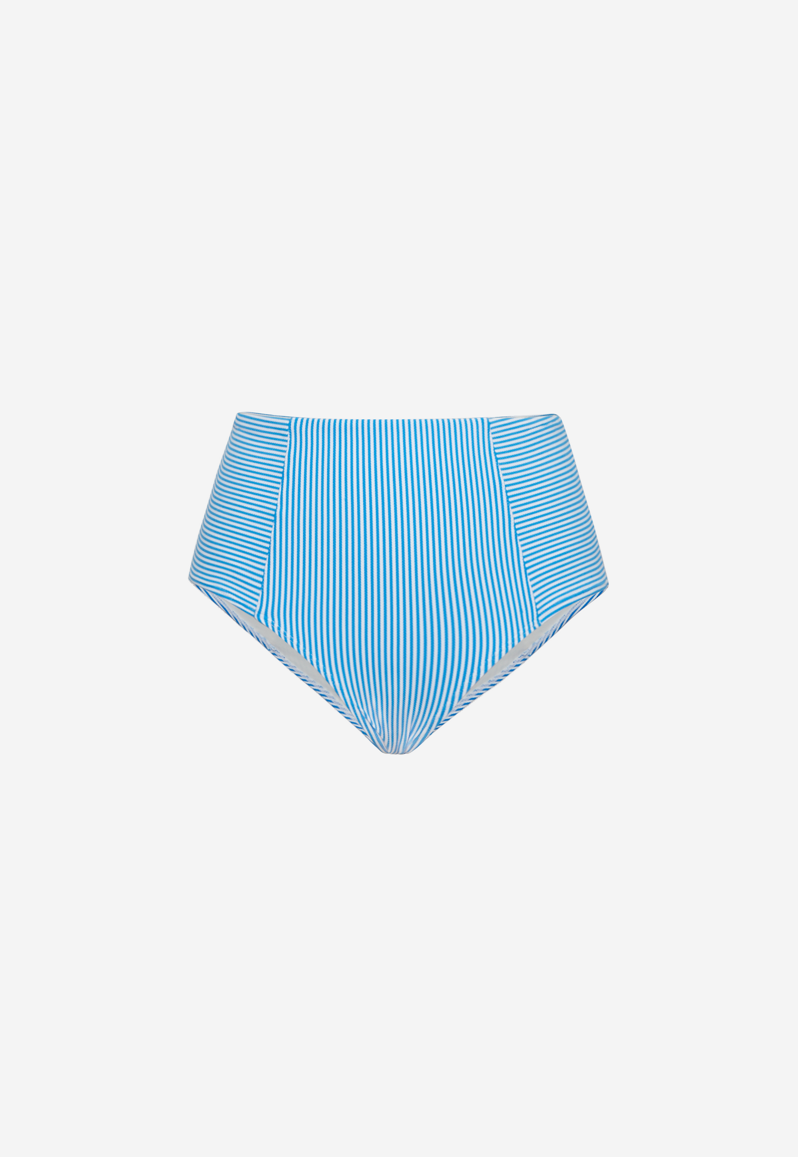 6 Shore Road Coco Bikini Bottom Women's Blue Striped Bikini in XS, S, M, L - Summer 2018 Collection
