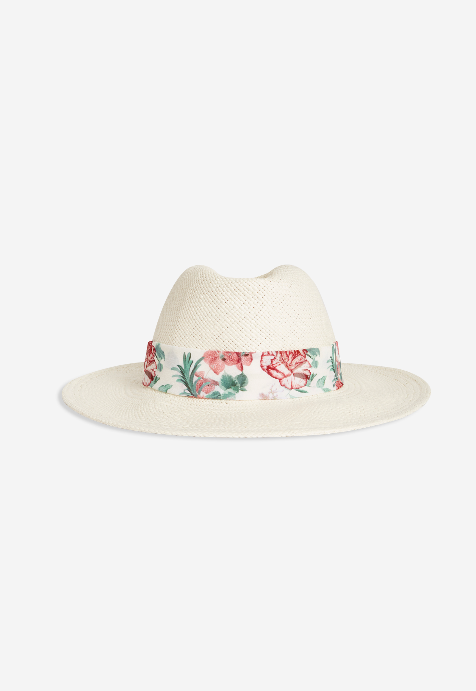 6 Shore Road Rosecliff Garden Panama Hat One Size - Summer 2018 Collection