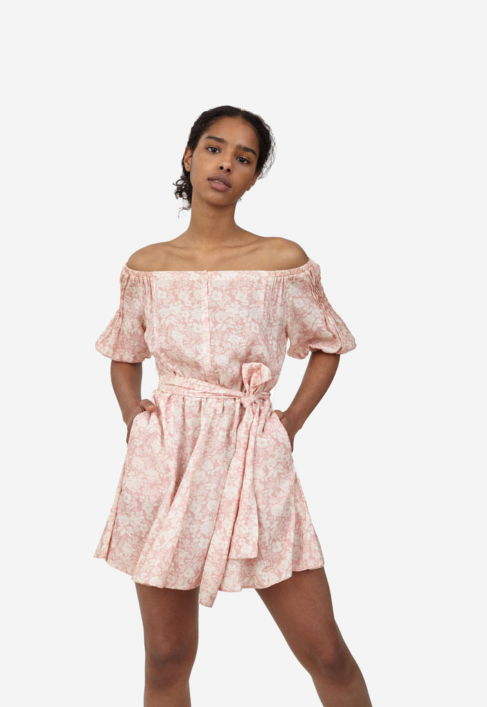 a93434177c8 Hollywood Dress 6 Shore Road Women s Pink Floral ...