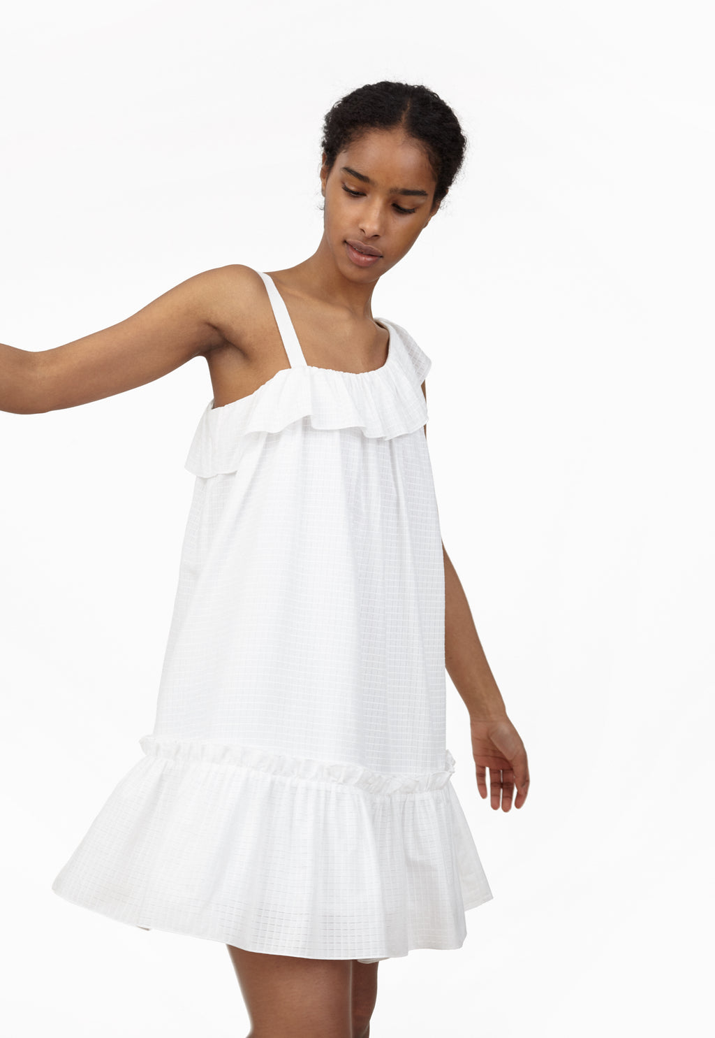 6 Shore Road Bay Breeze Dress Women's White Dress in XS, S, M, L - Summer 2018 Collection