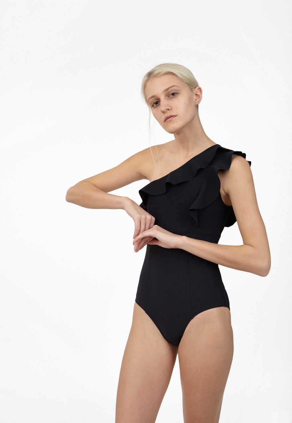 6 Shore Road Roxbury Women's One Piece Black Swimsuit in XS, S, M, L - Summer 2018 Collection