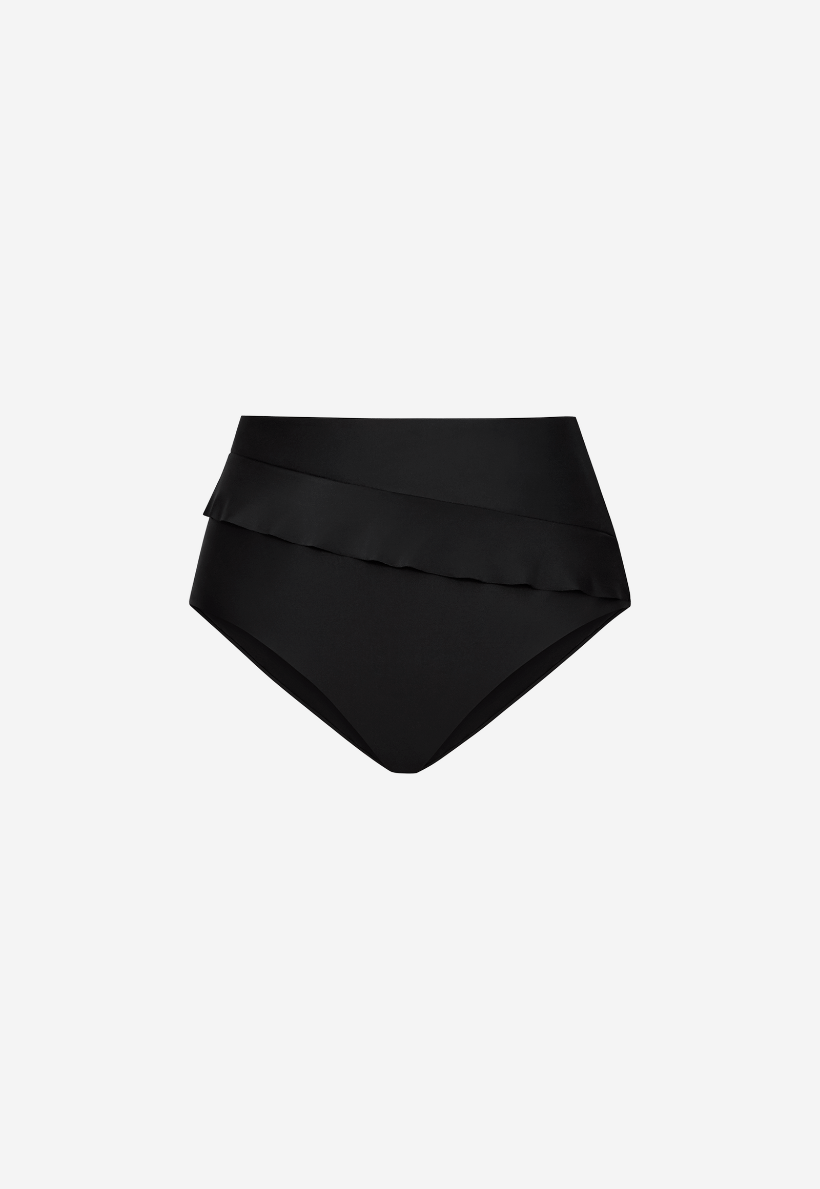 6 Shore Road Sea Glass Bikini Bottom Women's Black Bikini in XS, S, M, L - Summer 2018 Collection
