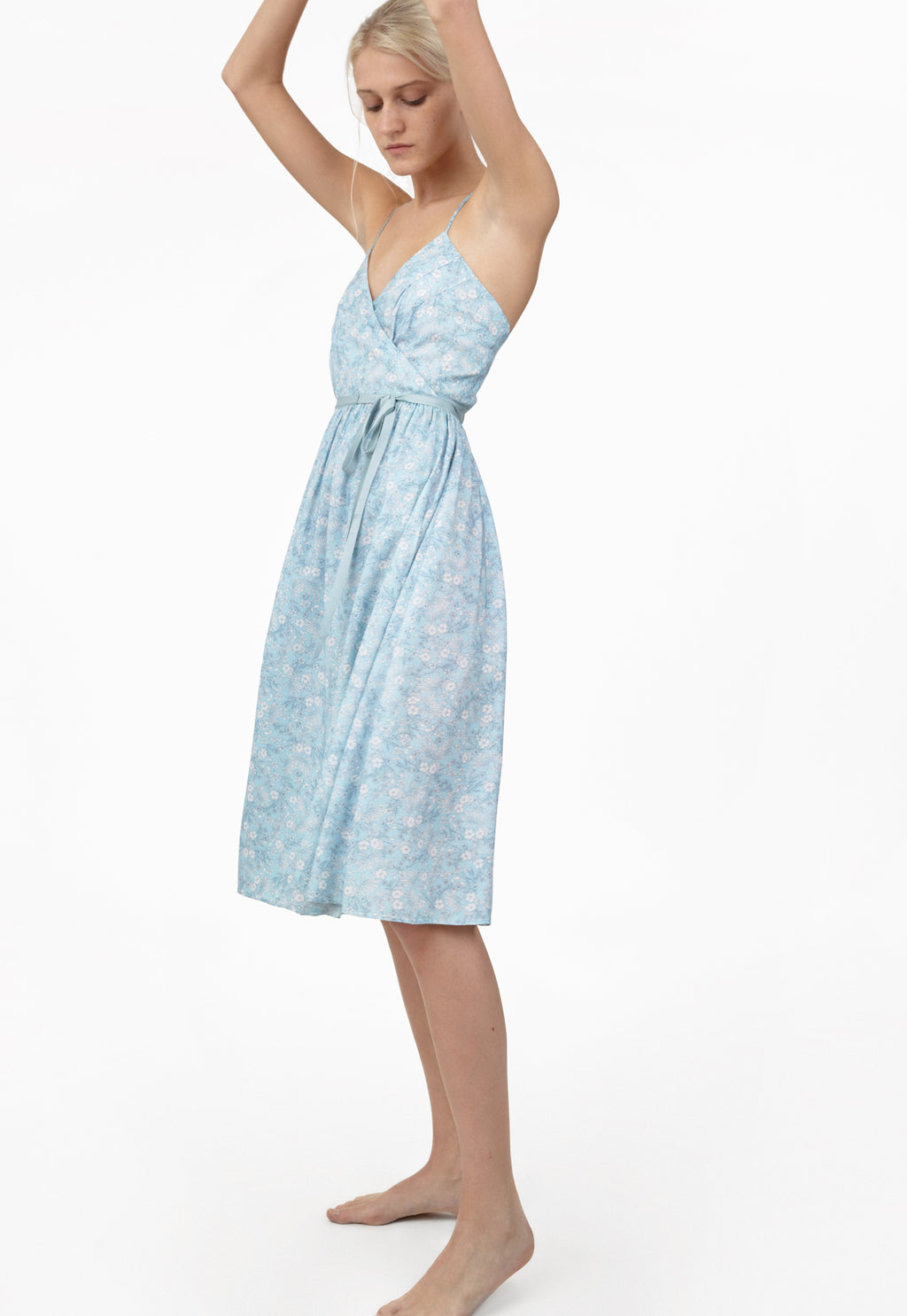 6 Shore Road Shimmer Sea Dress Women's Floral Blue Dress in XS, S, M, L - Summer 2018 Collection