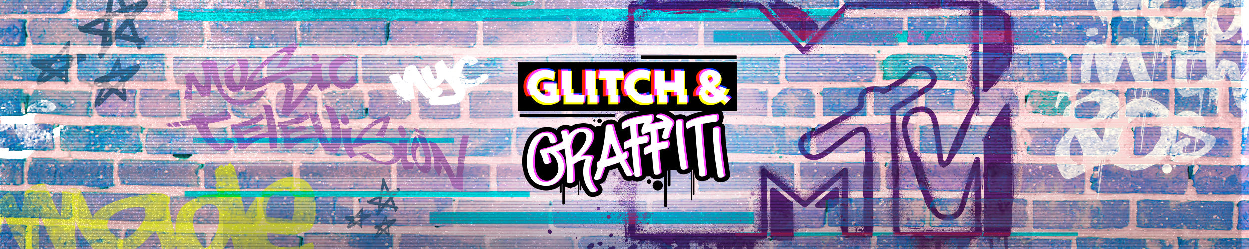 MTV Glitch & Graffiti