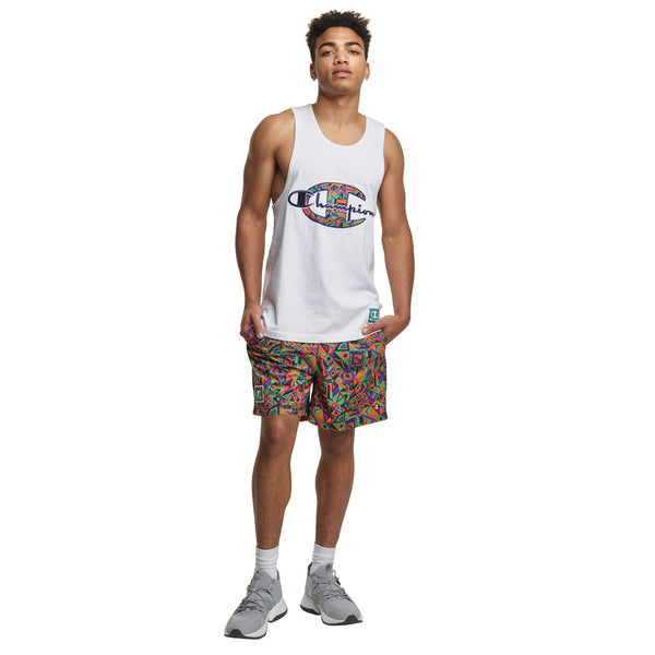 Limited Edition Champion x MTV Embroidered Logo Tank