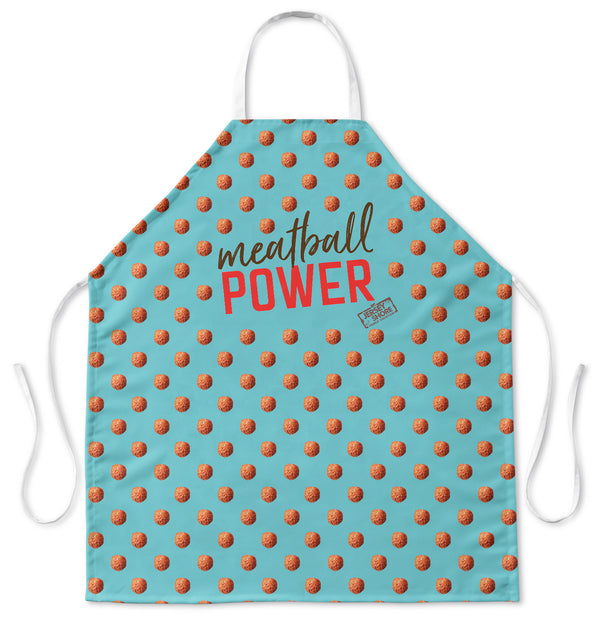 Jersey Shore Family Vacation Meatballs Apron