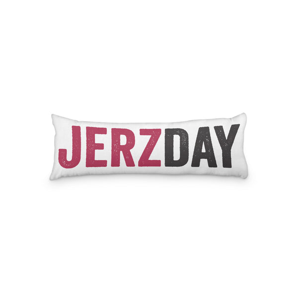 Jersey Shore Family Vacaton Jerzday Body Pillow