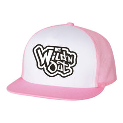 Wild 'N Out Logo Pink Trucker Hat