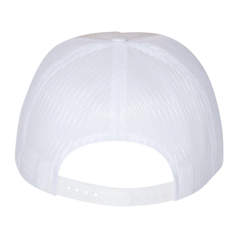 Wild 'N Out Neon Logo White Flat Bill Hat