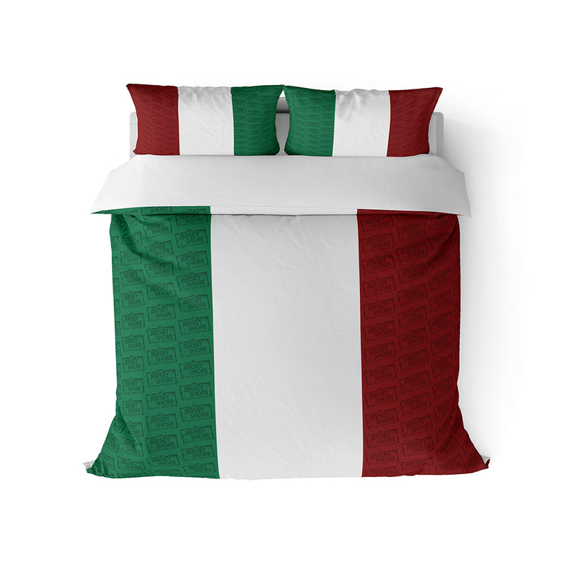 Jersey Shore Family Vacation Italian Connection Comforter