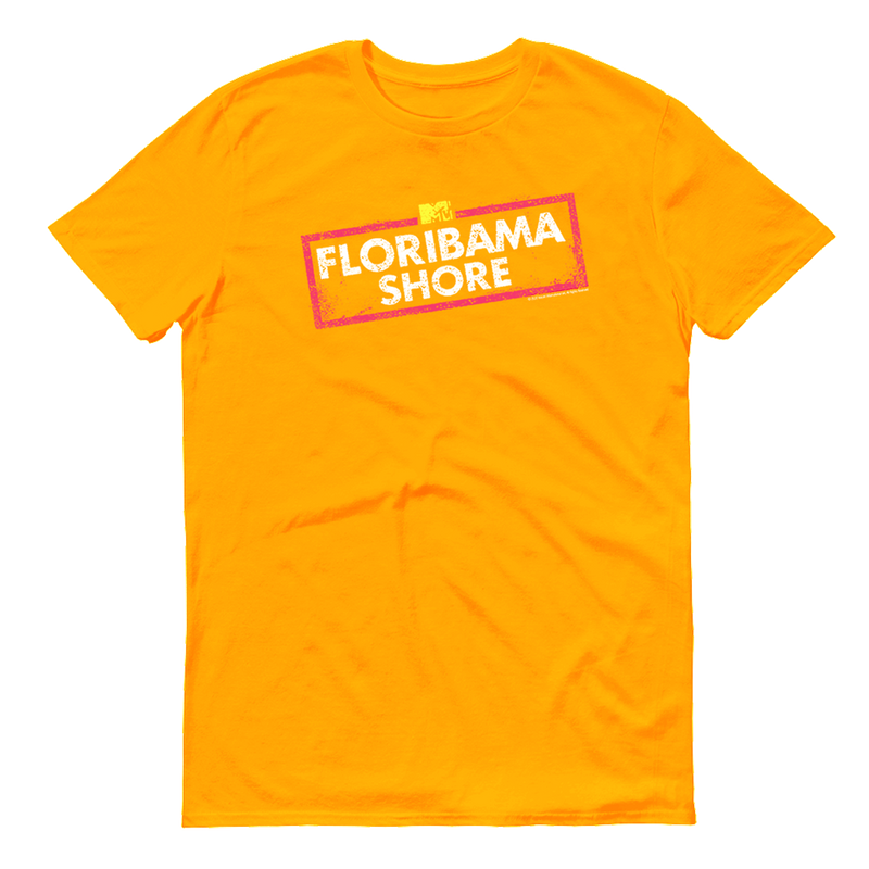 Floribama Shore Adult Short Sleeve T-Shirt