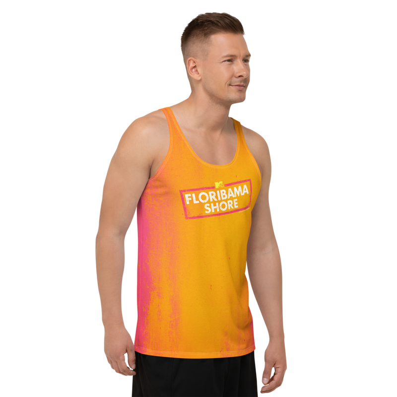Floribama Shore Adult All-Over Print Tank Top