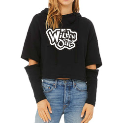 Wild 'N Out Logo Women's Cut Out Hooded Sweatshirt