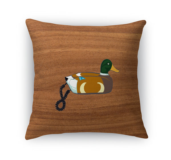 Jersey Shore Family Vacation Duck Phone Pillow