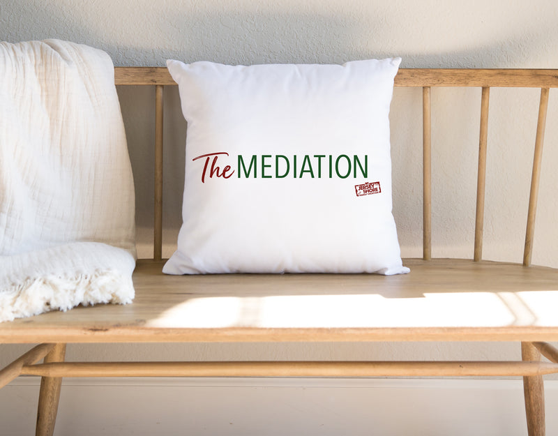 Jersey Shore Family Vacation The Mediation Pillow