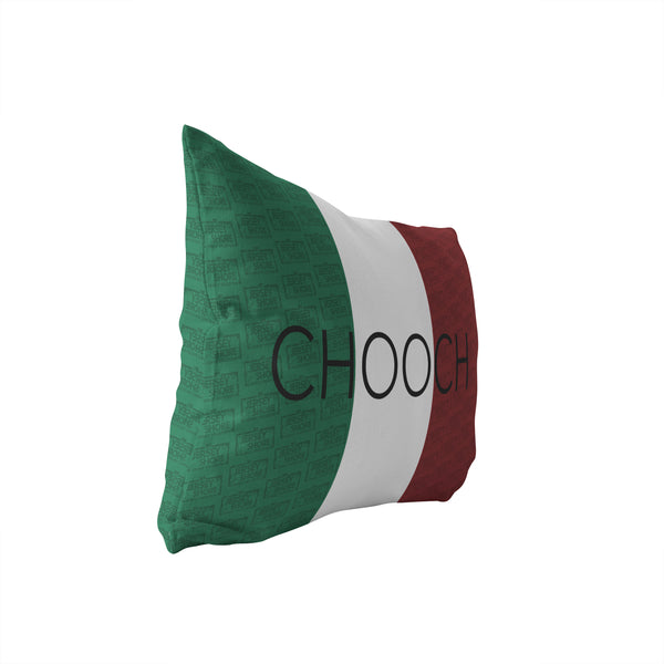 Jersey Shore Family Vacation Italian Chooch Lumbar Pillow