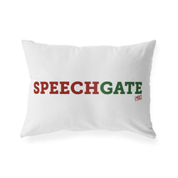 Jersey Shore Family Vacation Speechgate Lumbar Pillow