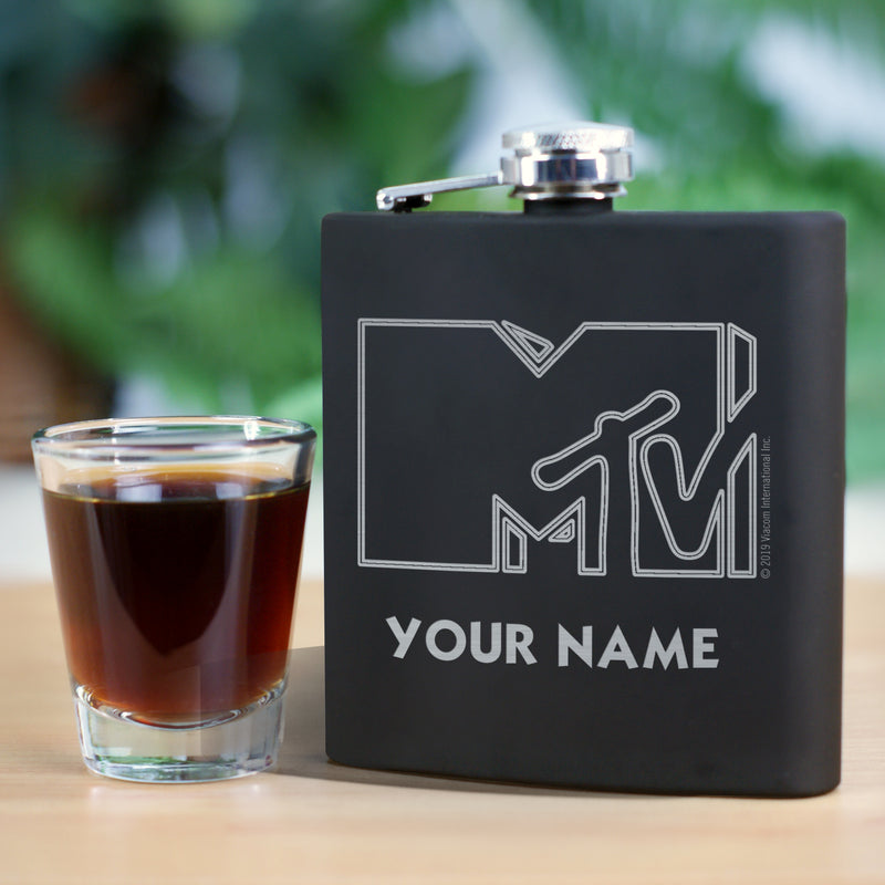 MTV Personalized Flask