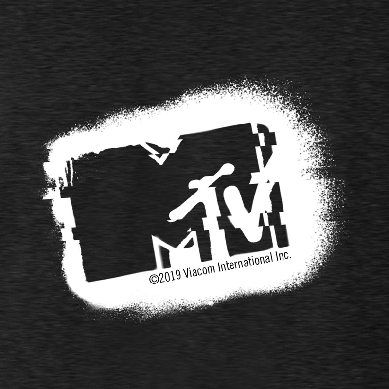 MTV Made in the 80's Men's Tri-Blend T-Shirt