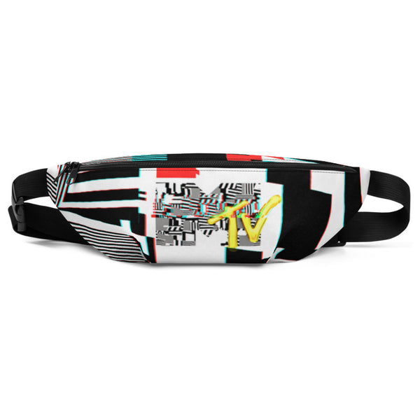 MTV Graffiti All-Over Print Fanny Pack
