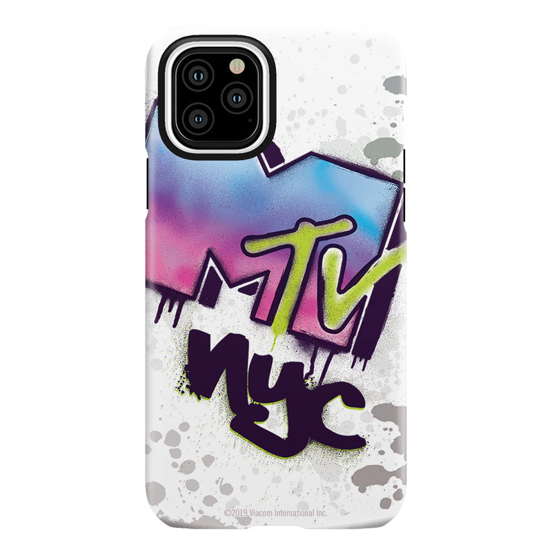 MTV NYC Graffiti Tough Phone Case