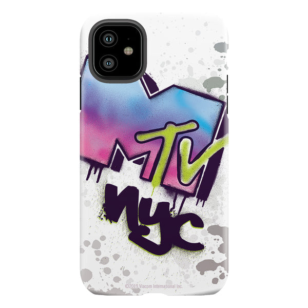 MTV GearMTV NYC Graffiti Tough Phone Case
