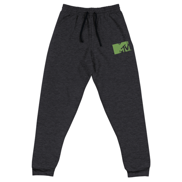 MTV Gear Logo Adult Fleece Joggers