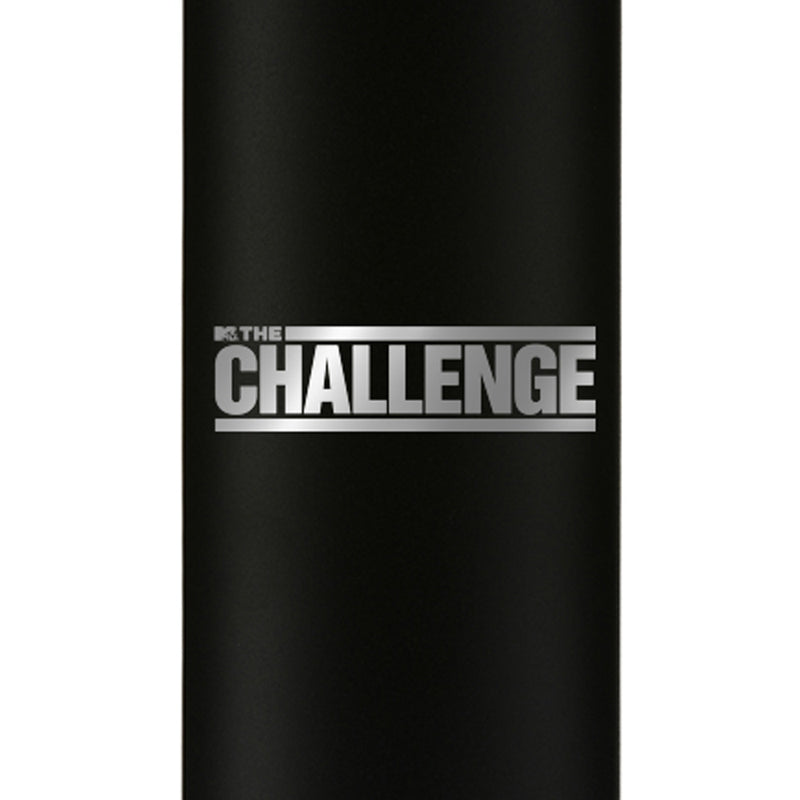 The Challenge Laser Engraved SIC Water Bottle