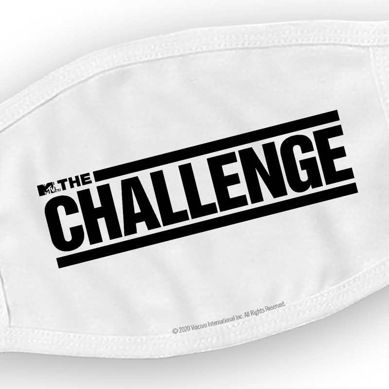 The Challenge Washable Face Mask