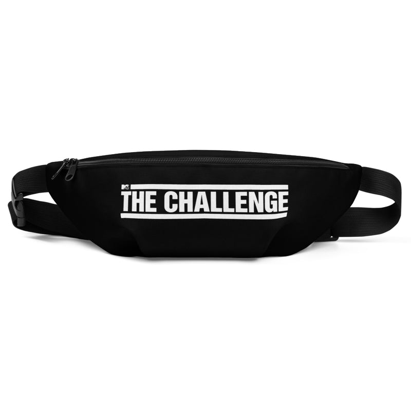 The Challenge Logo Premium Fanny Pack